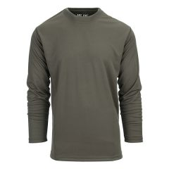 101-INC tactical shirt quick dry lange mouw groen