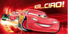 Disney Cars badlaken Ciao