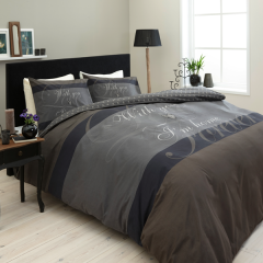 Dreamhouse Bedding dekbedovertrek with you