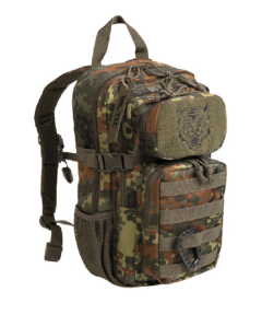 Mil-Tec US assault kids rugtas flecktarn 14L