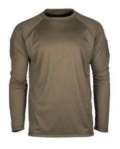 Mil-Tec tactical shirt groen