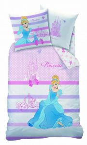 Princess happy ending dekbedovertrekset Disney