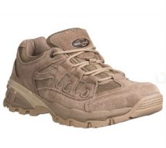 Mil-Tec lage squad boots coyote