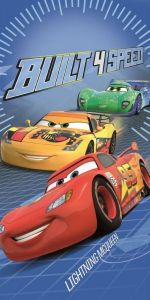 Disney Cars badlaken lightning Mcqueen