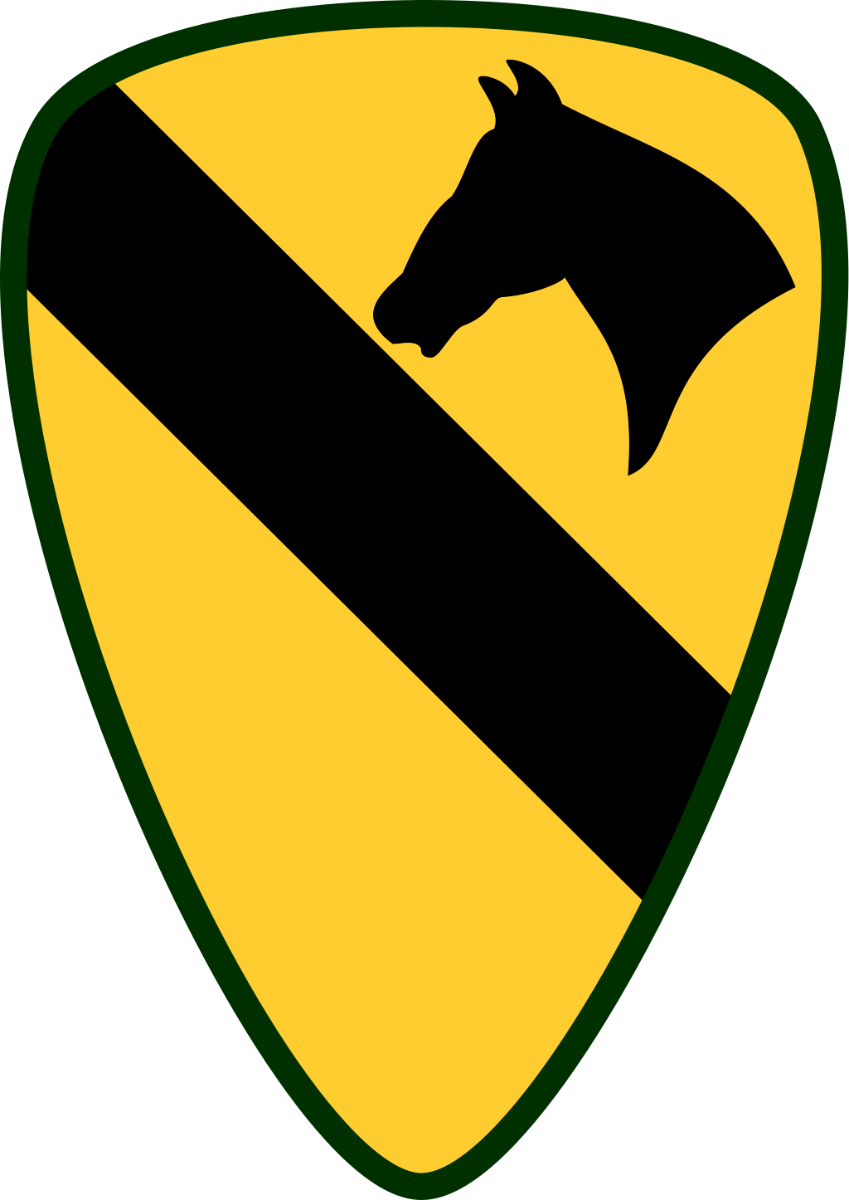 First Cavalry Division